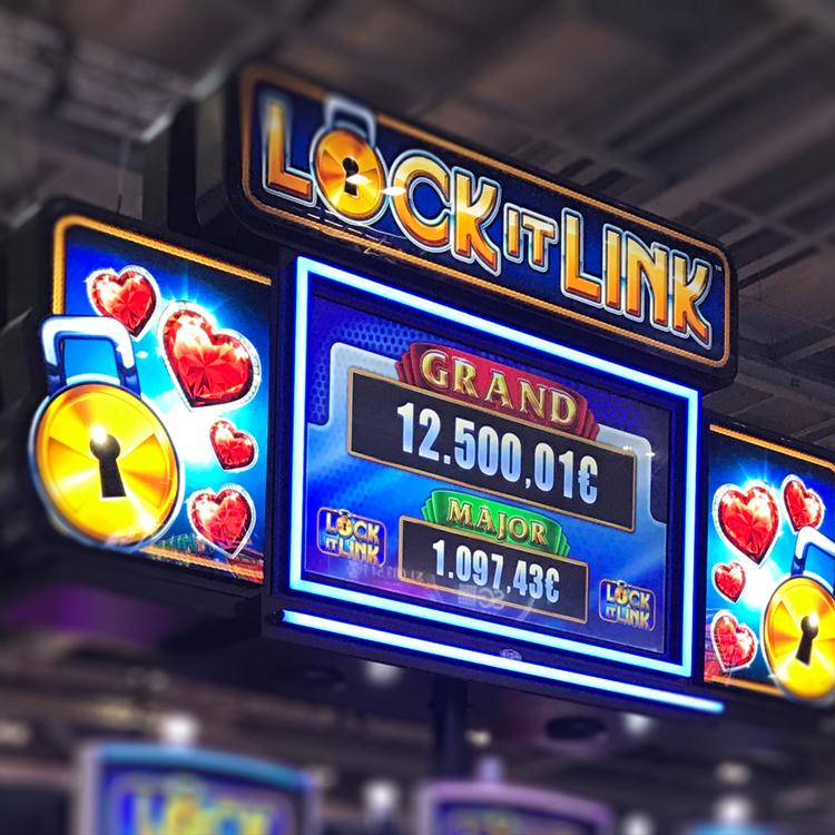Lock It Link